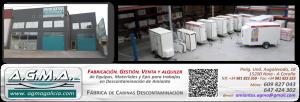 AGMA Exp CABINAS Y Nave c TELF 09 2015